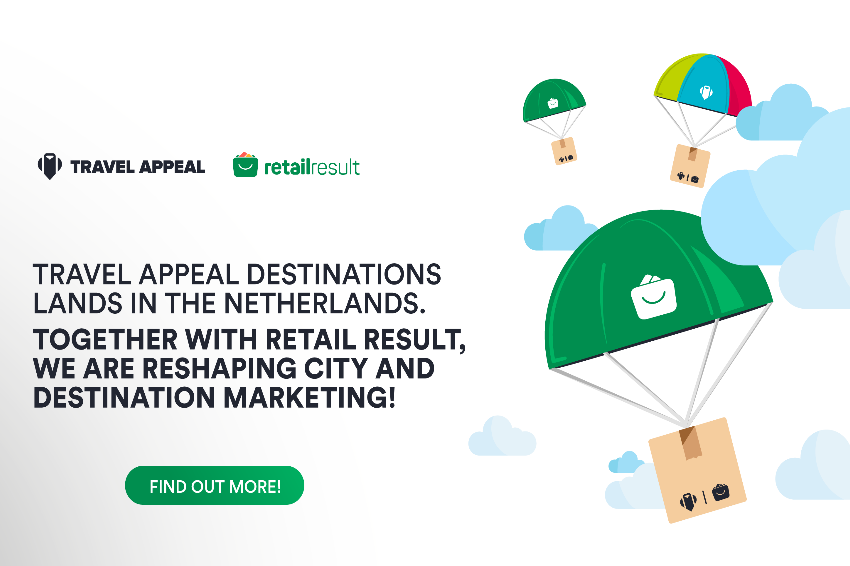 Travel Appeal and Retail Result are reshaping City and Destination marketing. - Retail Result